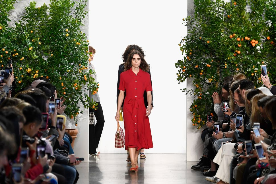 How NYFW Has Changed for Mansur Gavriel, Chromat and J. Mendel