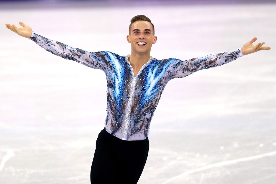 See Winter Olympics Star Adam Rippon's Most Memorable Moments