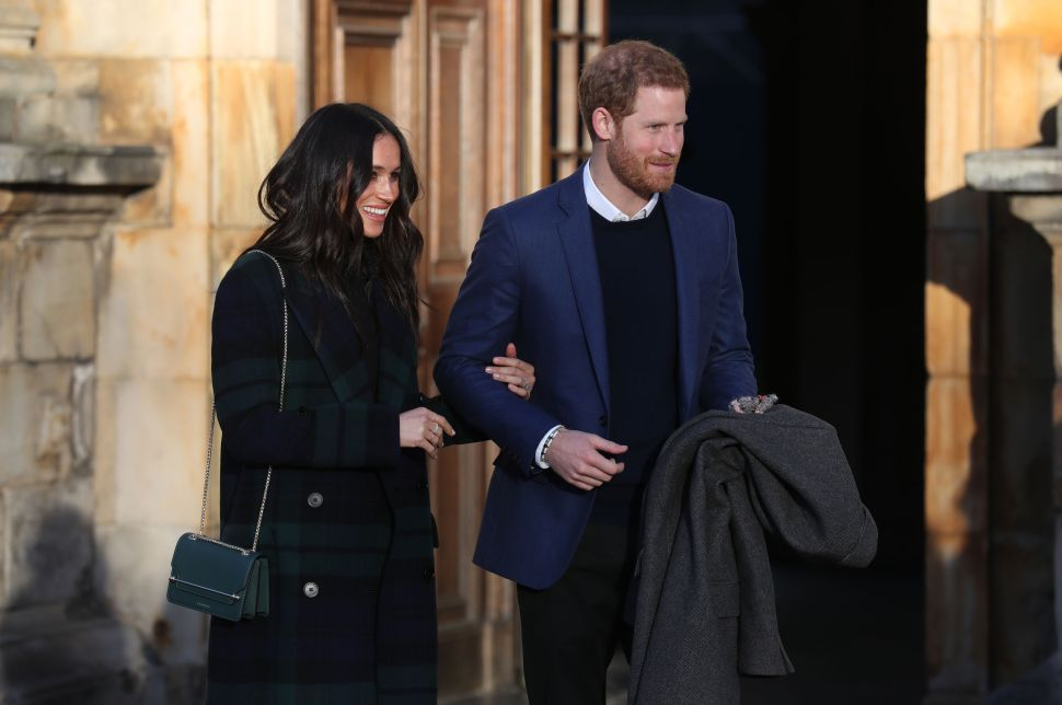 Meghan Markle Had Her First Kate Middleton Twinning Moment
