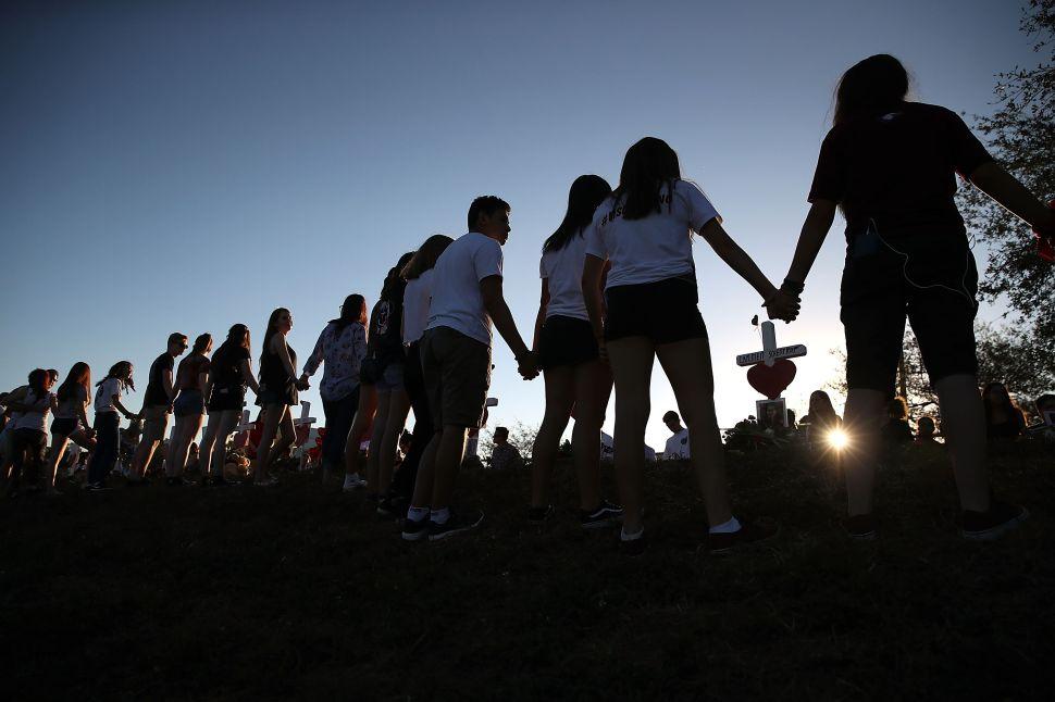 Parkland Students Provide Glimpse of Grace in America's Dark Time