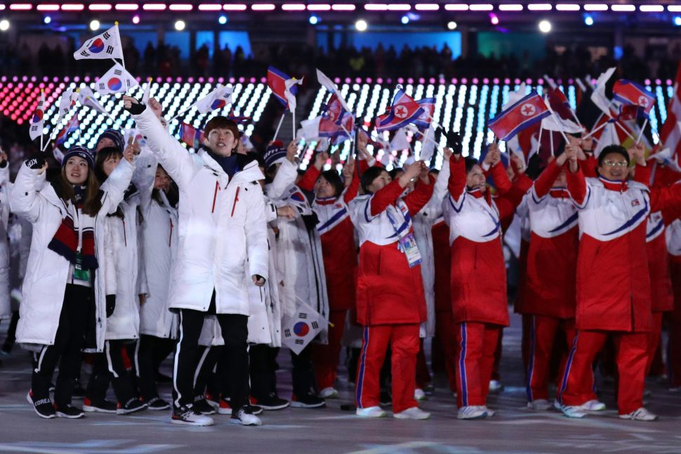Did the PyeongChang Games Prove the Olympics Can Still Broker Peace?