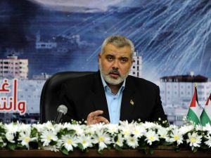 Ismail Haniyeh.