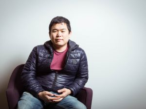 Kyunghyun Cho, assistant professor of computer science and data science at New York University.