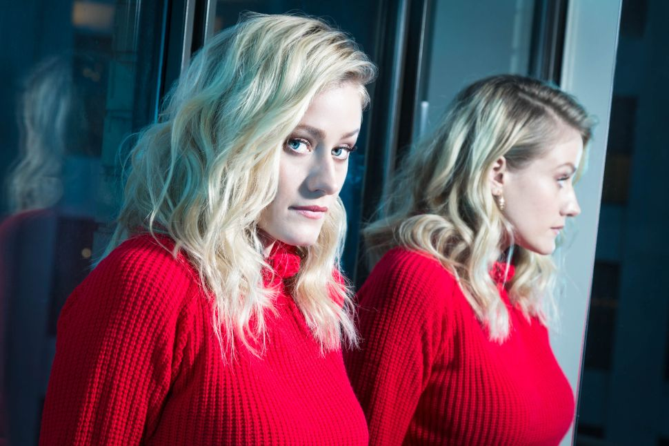 TV Star Olivia Taylor Dudley Is a Proud Couch Potato—Here's How It'll Help Her Career