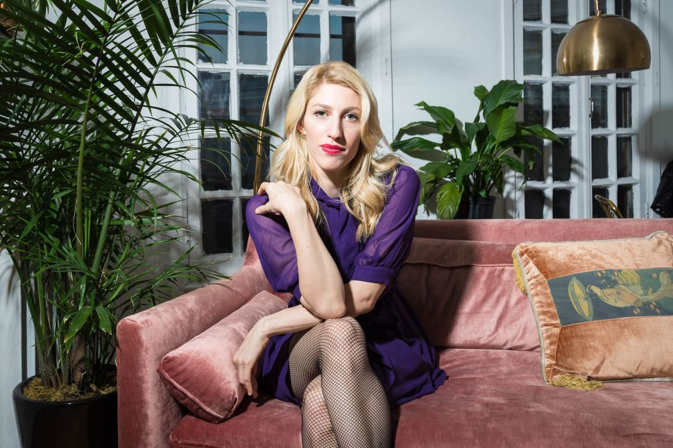The Woman on a Mission to Make the World Sluttier