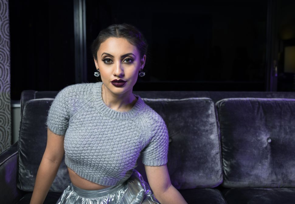 Why Everyone Wants in on 'Grown-ish' Star Francia Raisa's Squad