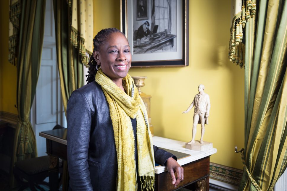 First Lady Chirlane McCray Charts Her Own Path in New York City's Political Sphere