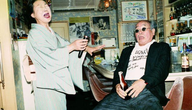 Juergen Teller, Araki No.1, Tokyo, 2004. Giclee print.