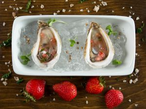 Oysters could get you in the mood for love.