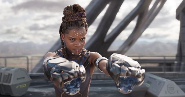 Black Panther Box Office Report