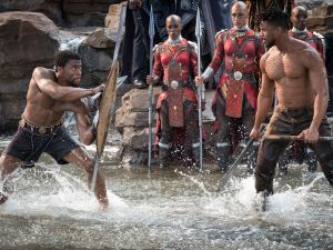Black Panther Box Office Overseas