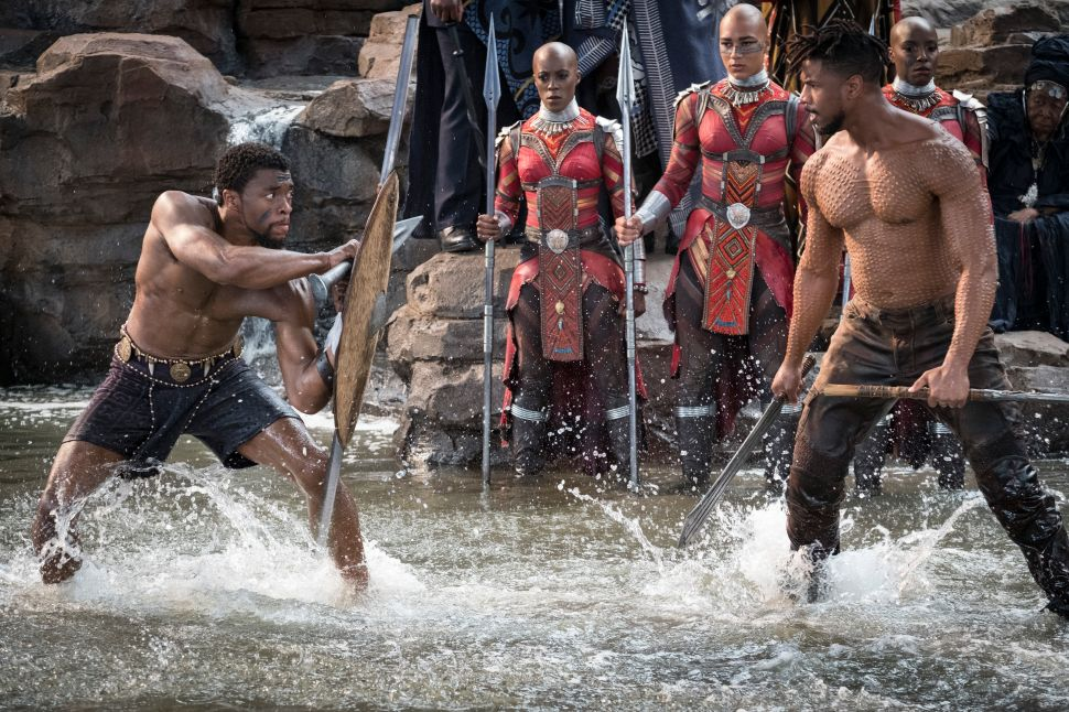 Will Overseas Audiences Finally Embrace a Black Movie With 'Black Panther'?