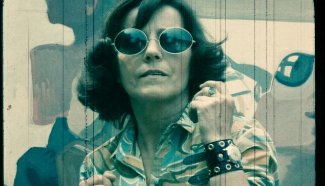 Kopf. c. 1976. USA. Directed by Maria Lassnig.