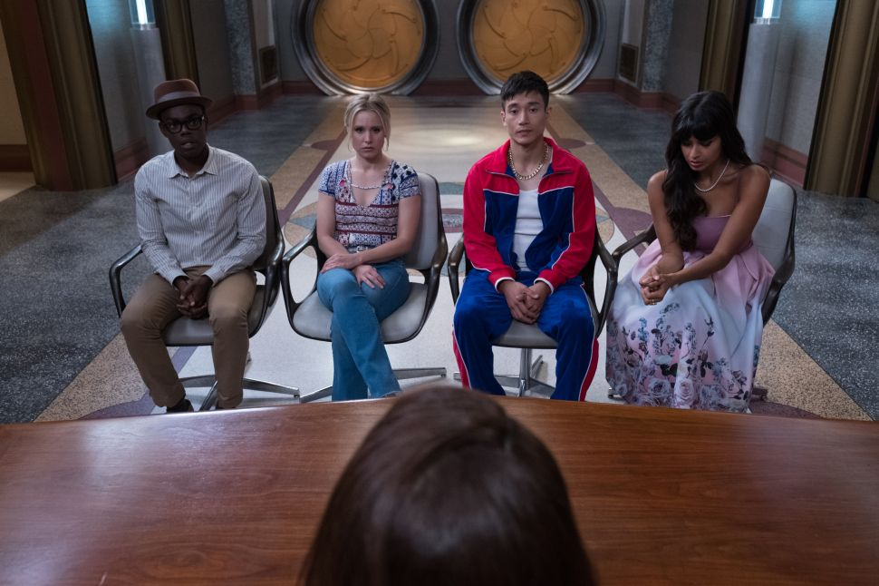 'The Good Place' Creator Assures Fans Season 2 Finale Isn't Another Twist