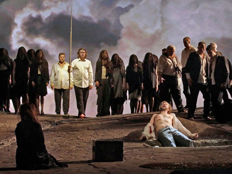 Wagner's 'Parsifal' Returns to Save the World—Maybe Even the Met