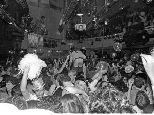 Studio 54 in all of its glory.