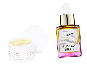 The beauty selection at Olivela includes products from Memo Paris, Eve Lom and Sunday Riley.