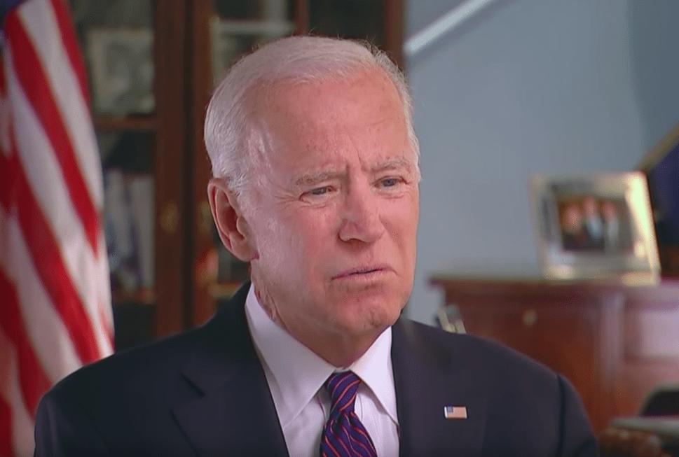 Joe Biden Is Baffled by the Trump Administration's Buffoonery