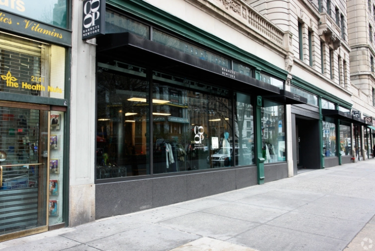 Barneys' Upper West Side Store Is Closing After More Than a Decade