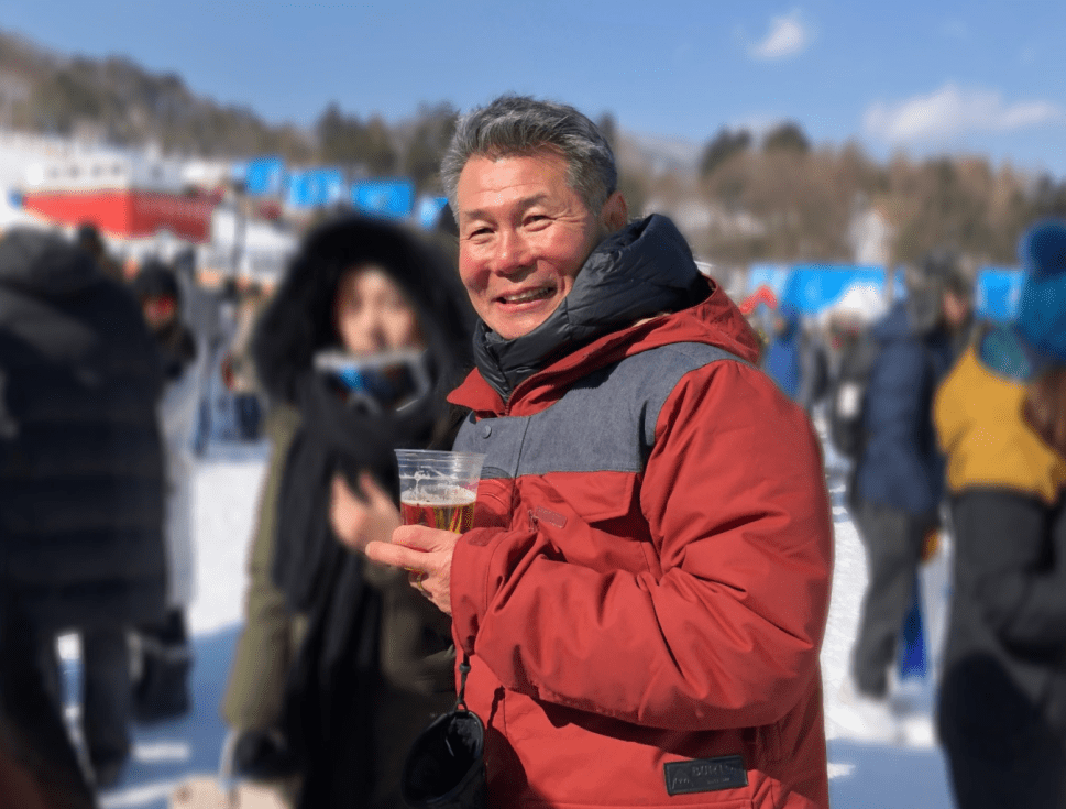 Gold Medalist Chloe Kim's Supportive Dad Won the Winter Olympics