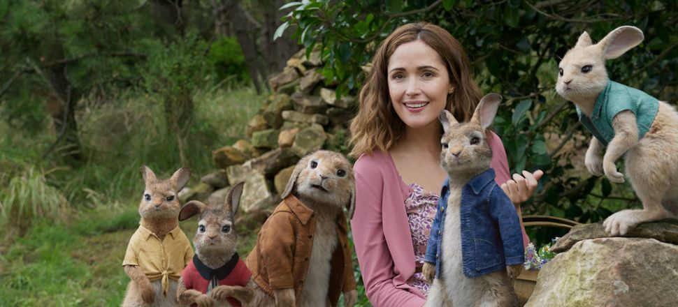 Upset Parents Squeeze Sony for Apology Over Food Allergy Gag in 'Peter Rabbit'