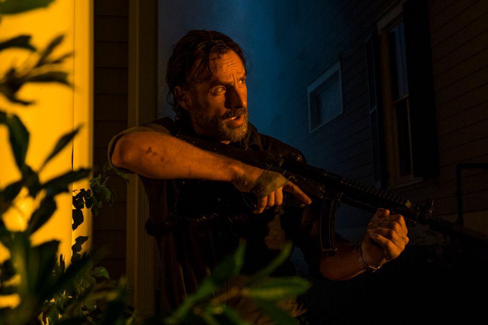 'The Walking Dead' Midseason Return Flatlines in the Ratings