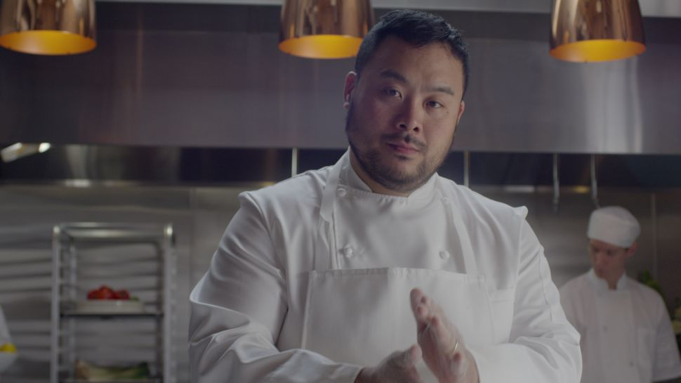 David Chang's Netflix Show Uses Food to Make a Political Point