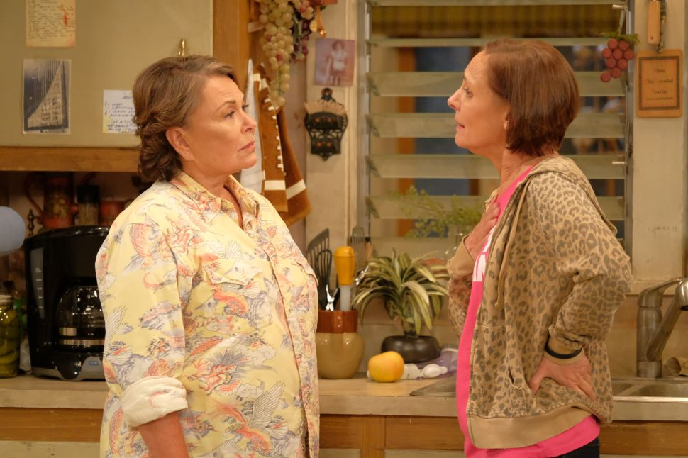 ABC Cans 'Roseanne' Despite Massive Ratings After Creator's Racist Tweets