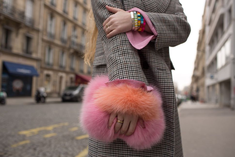Real or Faux, Charlotte Simone Has Fur For Every Season
