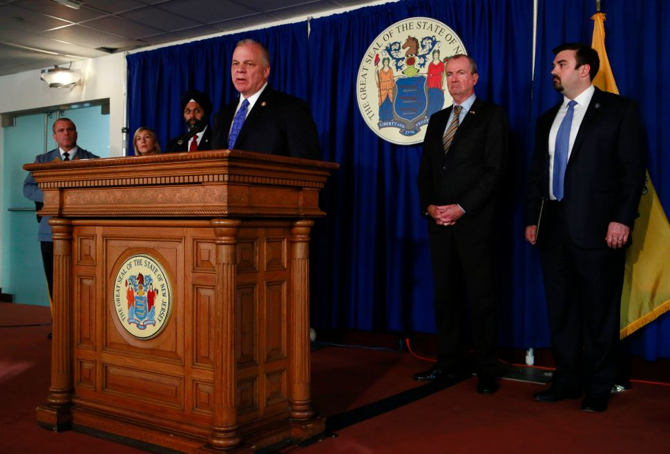 Steve Sweeney Proposes Tax Hike on New Jersey Corporations