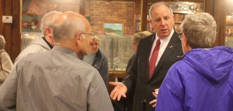 Rich Pezzullo to Challenge Frank Pallone for Congress