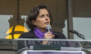 New Jersey State Treasurer Elizabeth Maher Muoio in 2017.