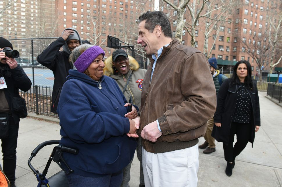 Gov. Cuomo Set to Impose 'State of Emergency' on NYC's Public Housing Developments