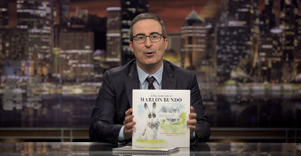 And Now, This: How John Oliver's 'Legally Spicy' Show Has Changed the Media Landscape
