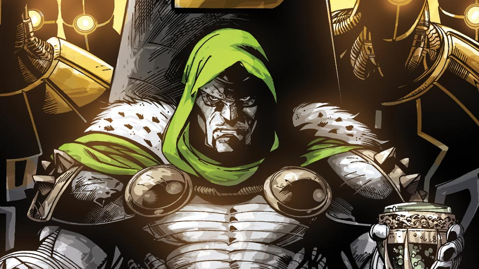 'Legion' Creator Dishes Details on His Mysterious 'Doctor Doom' Movie