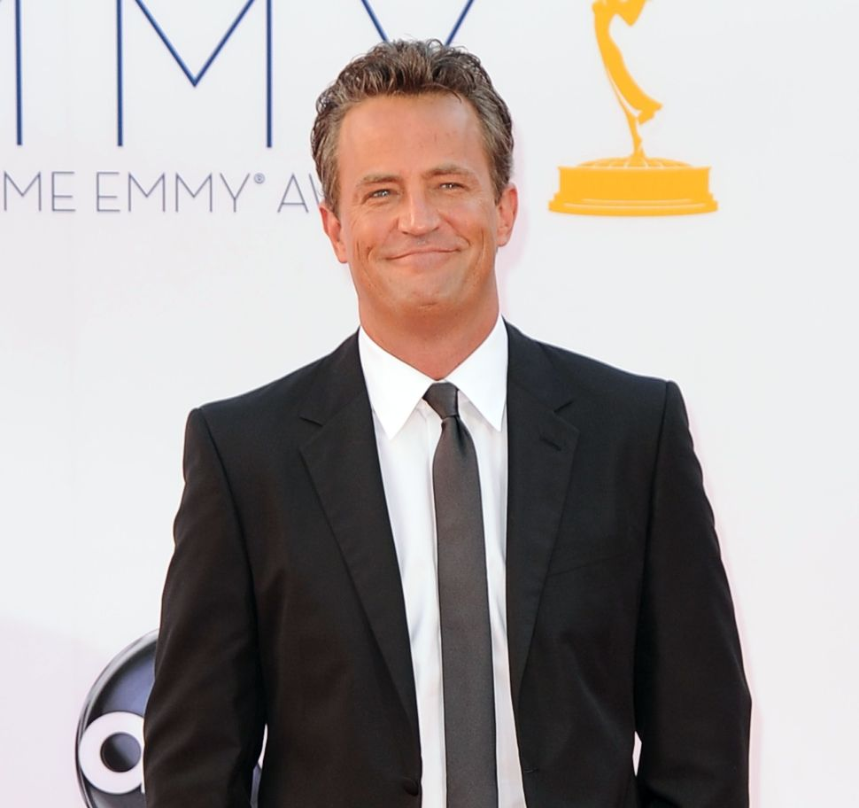 Matthew Perry Bids a Subtle Farewell to His Hollywood Hills Estate