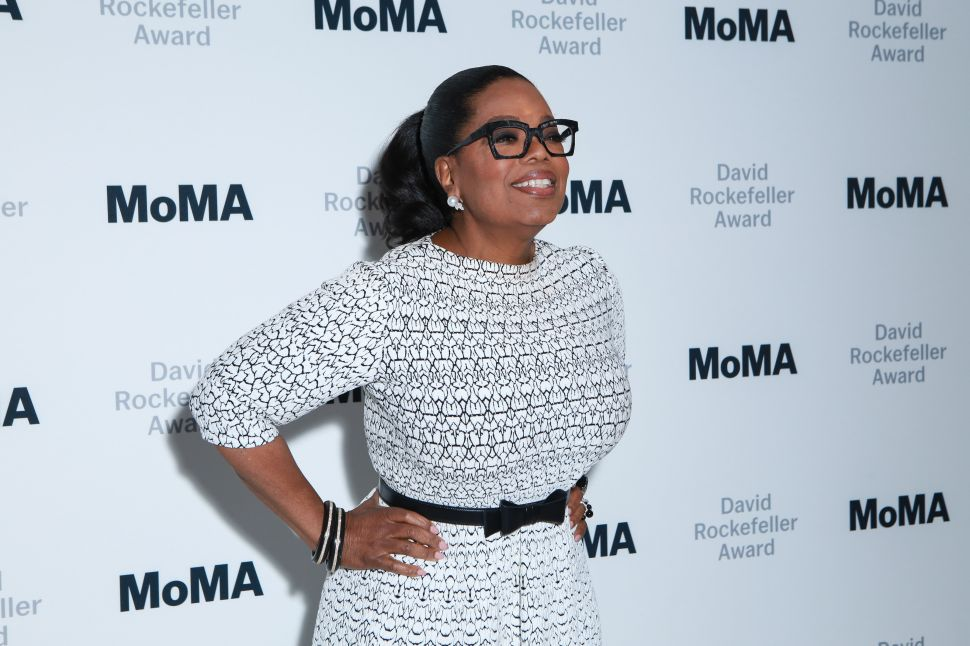 Oprah's Devotion to the Arts Helped Raise $3.4 Million for MoMA