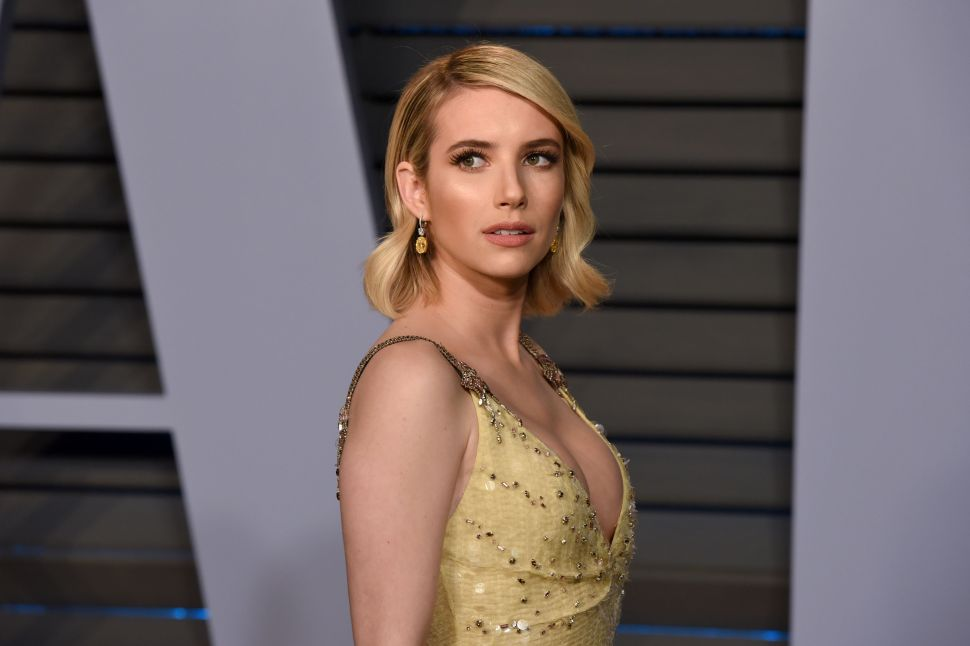 Scream Queen Emma Roberts Is Moving to a Laughlin Park Villa