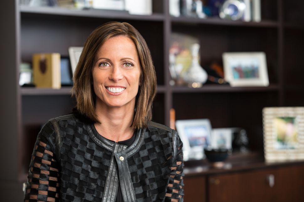 Nasdaq CEO Adena Friedman Is Shortening Her Commute