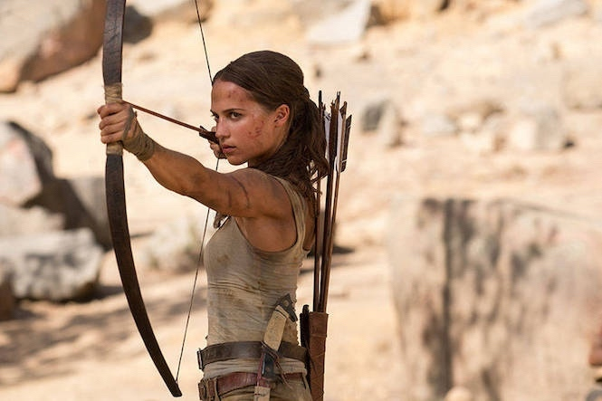 What Are Critics Saying About 'Tomb Raider'?