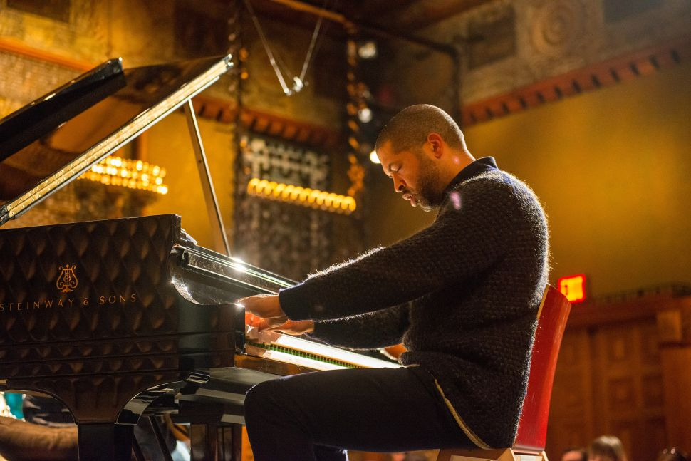 Why Jason Moran Can't Tell You What to Expect From the Concert Series He Curated