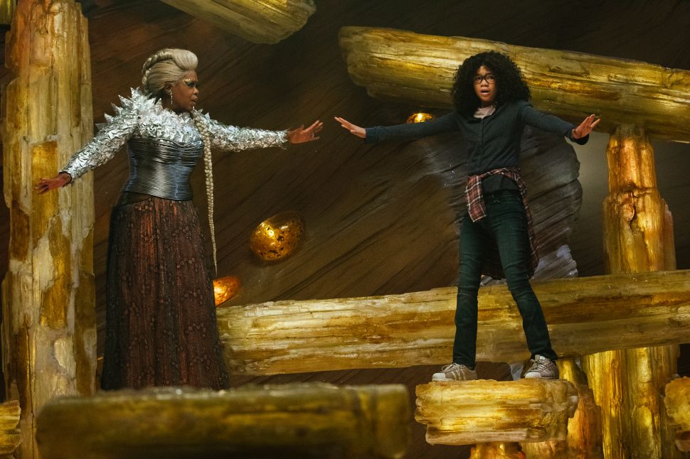 Is 'A Wrinkle in Time' Going to Be a Big Flop?