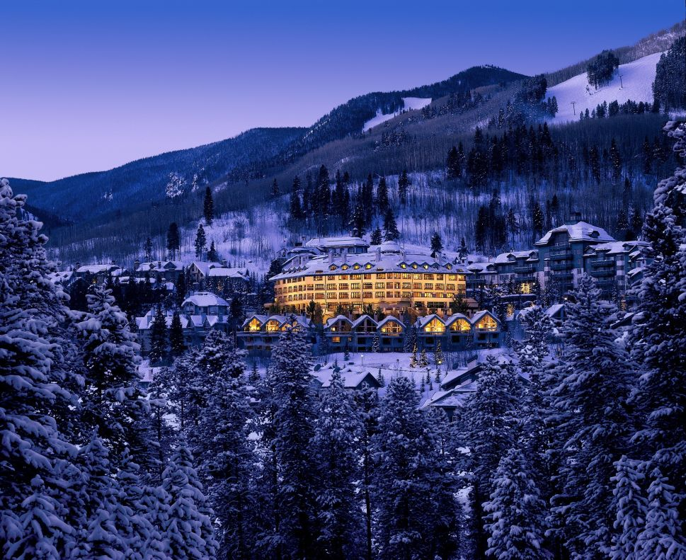 A Ski Trip to Beaver Creek Isn't Always About the Slopes