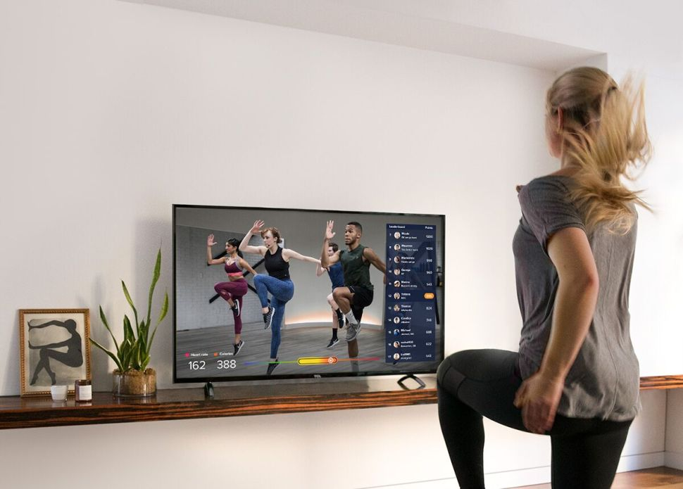 Workout Without Leaving Home, Thanks to Live Videos From ClassPass