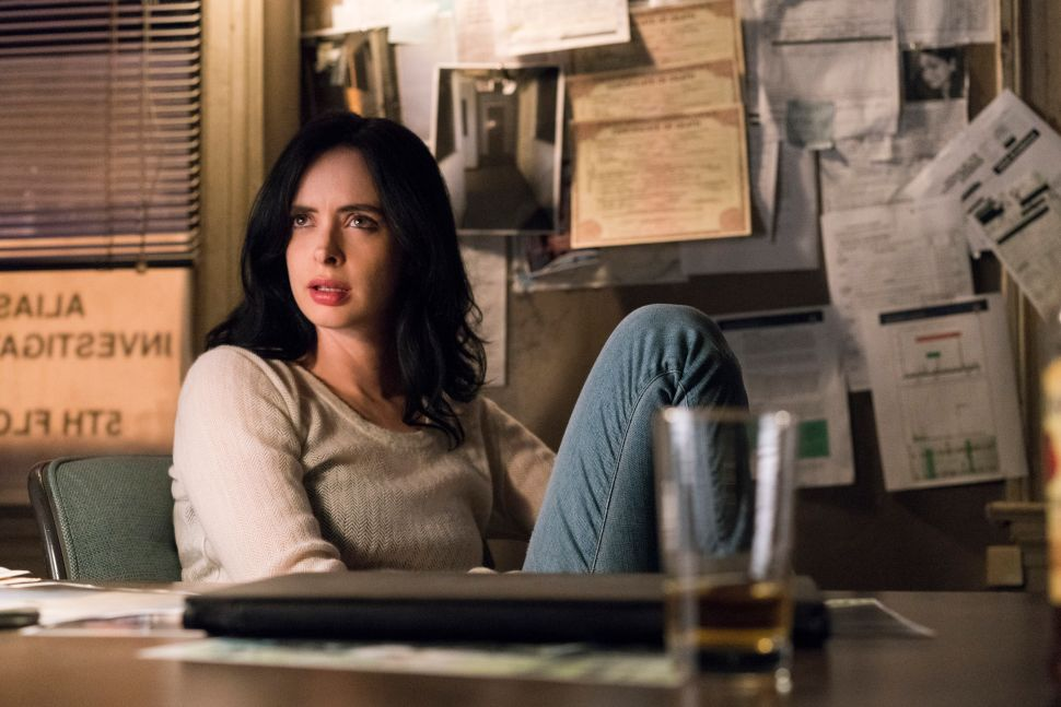 What Are Critics Saying About 'Jessica Jones' Season 2?