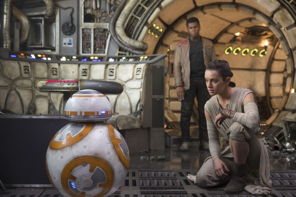 The 'Star Wars' TV Show Has Found Its Showrunner