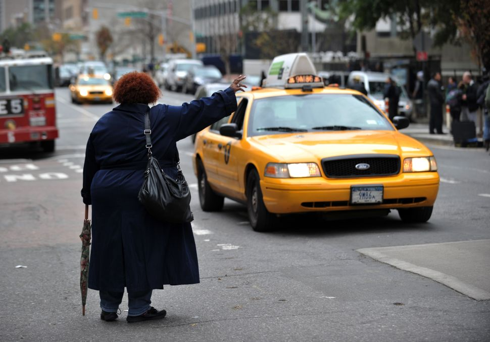 Are New York City's Yellow Cabs About to Become More Like Uber?