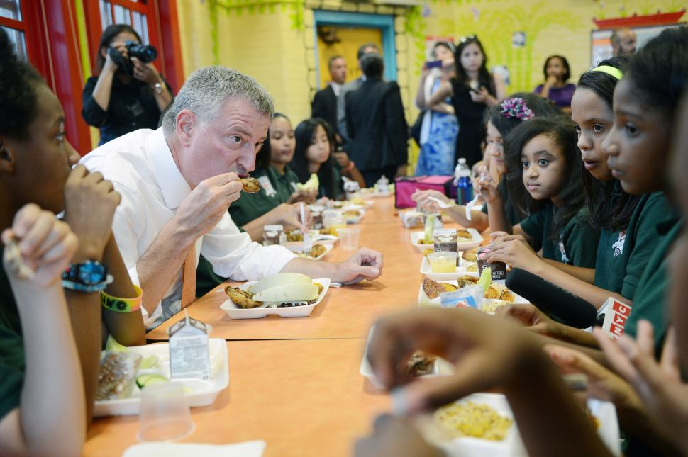 New York City School Meals May No Longer Include Processed Meats