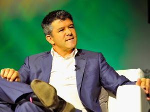 Kalanick made $1.4 billion when he sold a chunk of Uber stock in January.