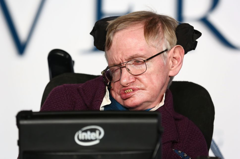 Stephen Hawking Warned of the World's End, But His Death Brought Science Full Circle